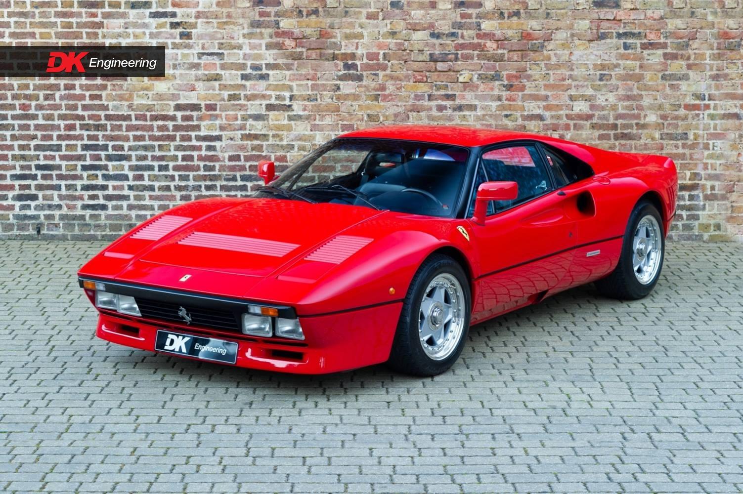 11+ Ferrari 288 Gto Wallpaper  PNG