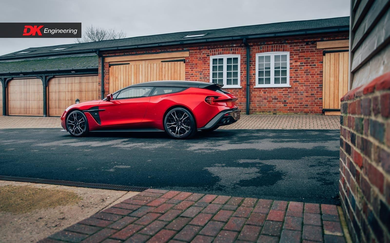 Aston Martin Vanquish Zagato Shooting Brake For Sale Vehicle Sales Dk Engineering