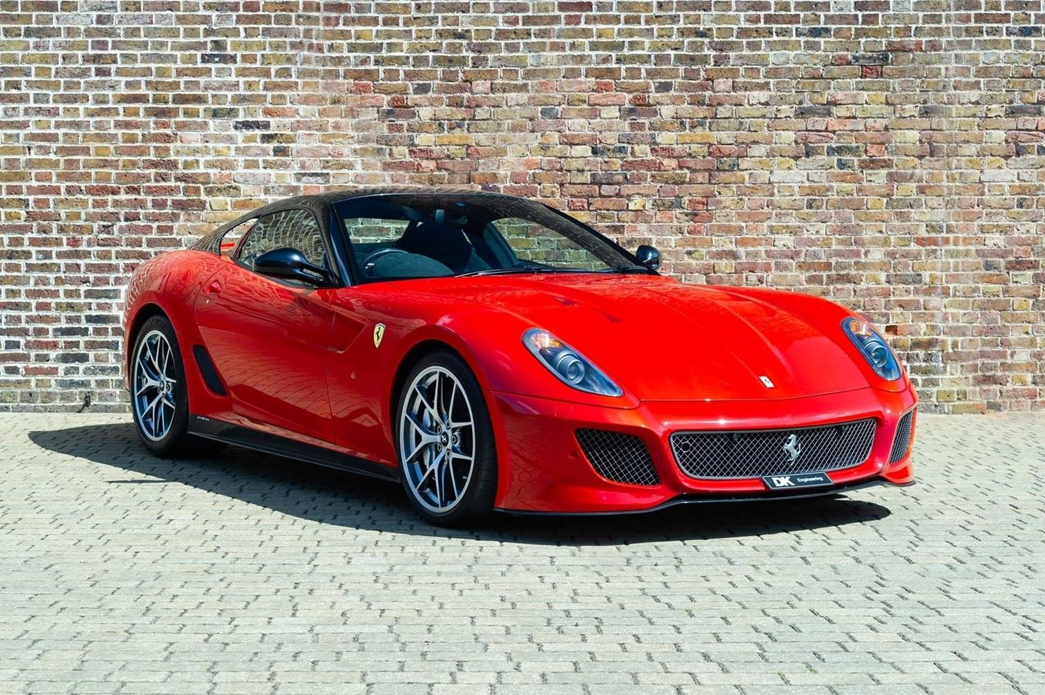 Ferrari 599 Gto For Sale Vehicle Sales Dk Engineering