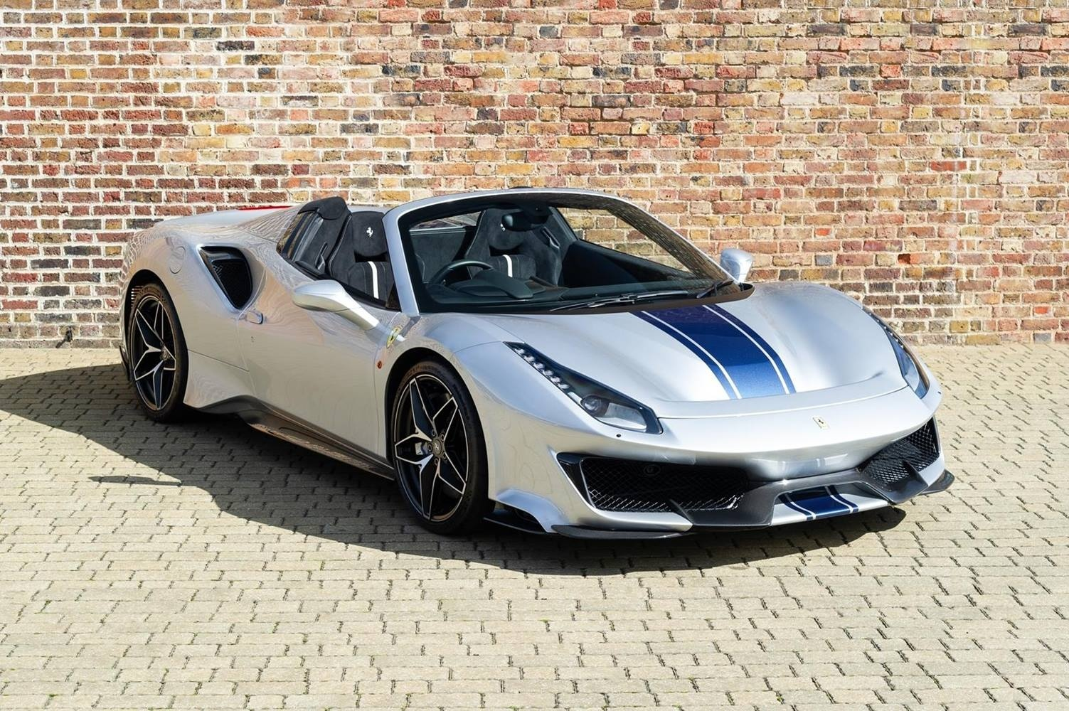 Ferrari 488 Pista Spider For Sale Vehicle Sales Dk Engineering