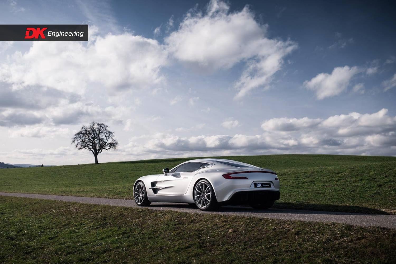 Aston Martin One 77 Price In India 2018